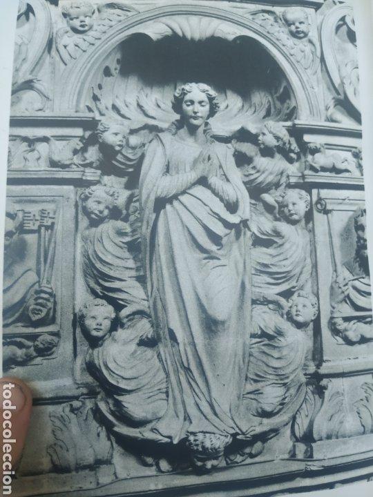 Libros de segunda mano: La catedral de Burgos 1964 - Foto 6 - 278690998