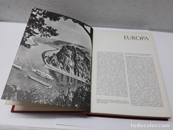 Libros de segunda mano: GEOGRAPHICA DE EUROPA - Foto 3 - 278691873