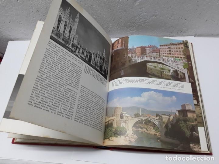 Libros de segunda mano: GEOGRAPHICA DE EUROPA - Foto 6 - 278691873