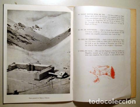 Libros de segunda mano: RECORD DEL SANTUARI DE LA MARE DE DEU DE NURIA - Seo de Urgel 1959 - Il·lustrat - Foto 2 - 282876813