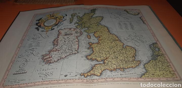 Libros de segunda mano: Complete atlas of the british isles 1965 - Foto 2 - 283372808