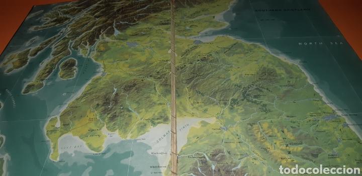 Libros de segunda mano: Complete atlas of the british isles 1965 - Foto 4 - 283372808