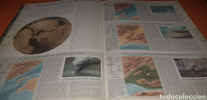 Libros de segunda mano: Complete atlas of the british isles 1965 - Foto 5 - 283372808