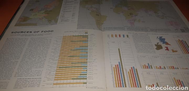 Libros de segunda mano: Complete atlas of the british isles 1965 - Foto 6 - 283372808