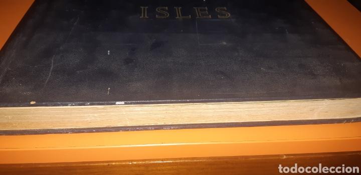 Libros de segunda mano: Complete atlas of the british isles 1965 - Foto 8 - 283372808