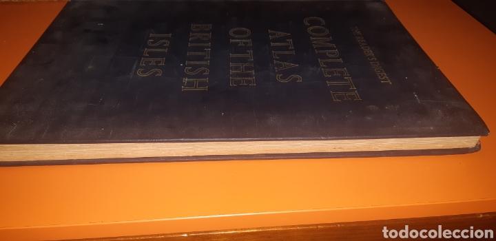 Libros de segunda mano: Complete atlas of the british isles 1965 - Foto 9 - 283372808