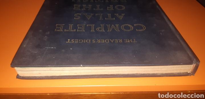 Libros de segunda mano: Complete atlas of the british isles 1965 - Foto 10 - 283372808
