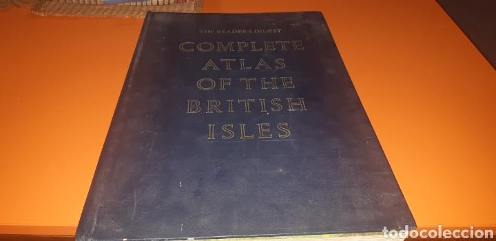 COMPLETE ATLAS OF THE BRITISH ISLES 1965 (Libros de Segunda Mano - Geografía y Viajes)