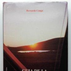 Libros de segunda mano: GUIA DE LA MONTAÑA ASTURIANA - BERNARDO CANGA - SILVERIO CAÑADA EDITOR - 1986. Lote 283807758