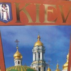 Livres d'occasion: KIEV. CIUDADES DE UCRANIA. Lote 285652763