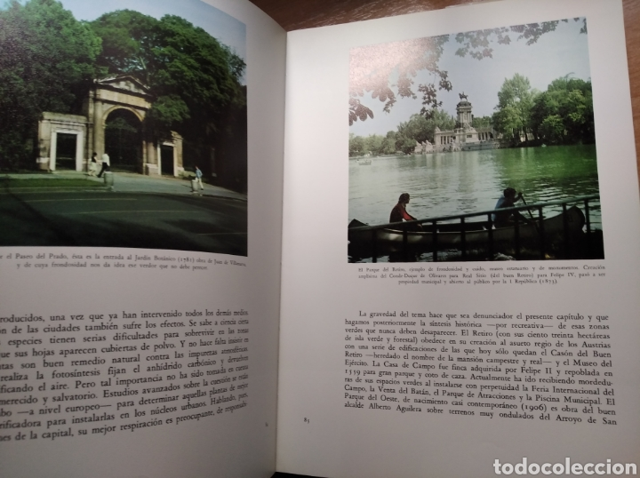 Libros de segunda mano: Libro Madrid Rafael florez año 1974 - Foto 2 - 285685188