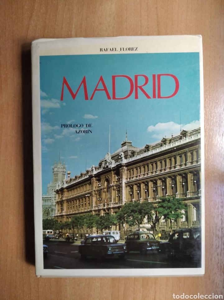 LIBRO MADRID RAFAEL FLOREZ AÑO 1974 (Libros de Segunda Mano - Geografía y Viajes)