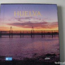 Libros de segunda mano: HUELVA FOTOGRAFÍAS CARLOS ORTEGA. Lote 286255148
