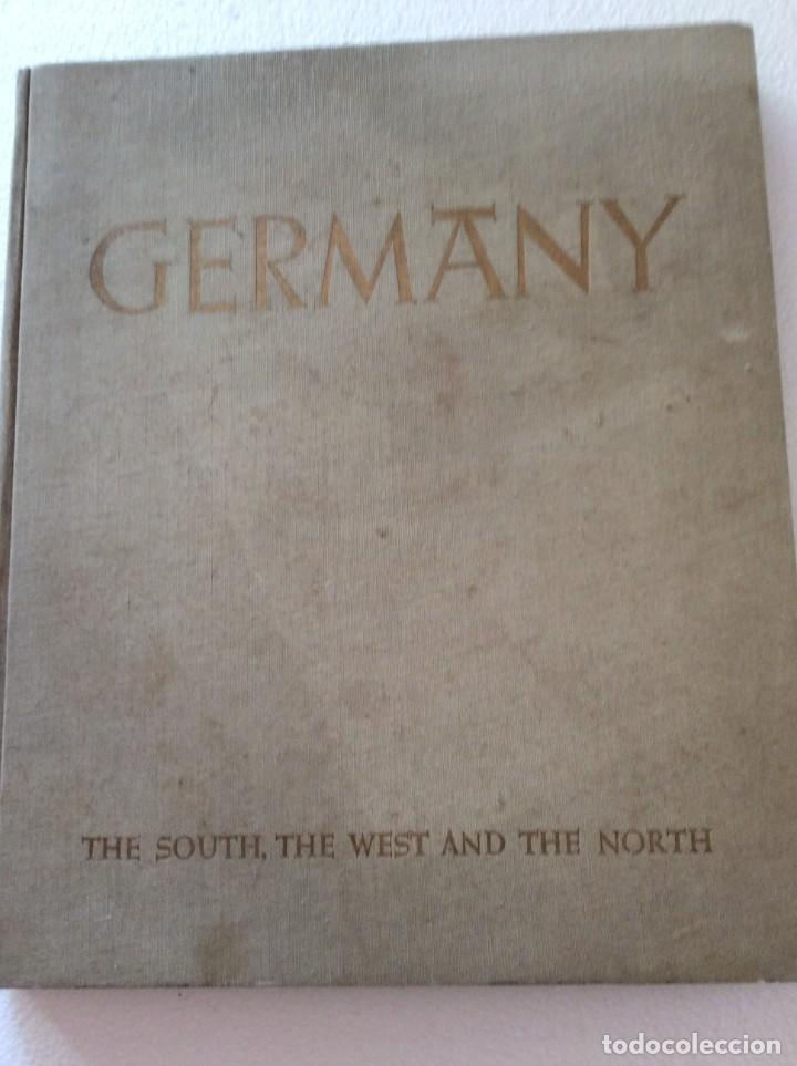 Libros de segunda mano: GERMANY: THE SOUTH, THE WEST AND THE NORTH. Busch, Harald Dr. 1950 - Foto 2 - 286519973
