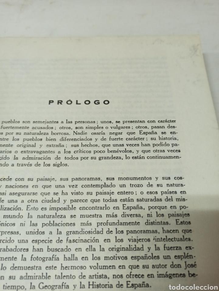 Libros de segunda mano: España pueblos y paisajes ortiz-echagüe editora Manuel Conde - Foto 4 - 286639298