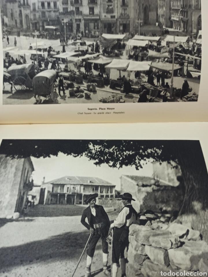 Libros de segunda mano: España pueblos y paisajes ortiz-echagüe editora Manuel Conde - Foto 7 - 286639298