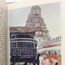 Livres d'occasion: IMAGEN DE LA INDIA, JULIÁN MARÍAS, REVISTA DE OCCIDENTE MADRID 1961, FOTOGRAFÍAS DEL AUTOR. Lote 287014588