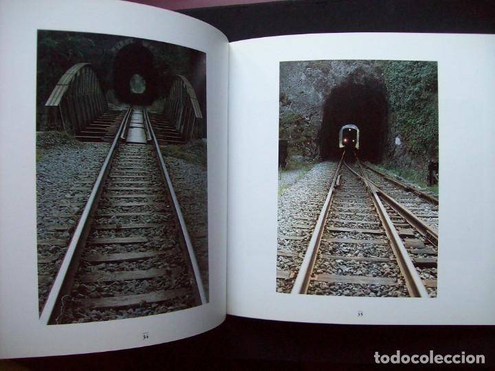 Libros de segunda mano: UN VIAJE HACIA EL NORTE. FEVE. FERROCARRIL DE VIA ESTRECHA. - Foto 2 - 287096788