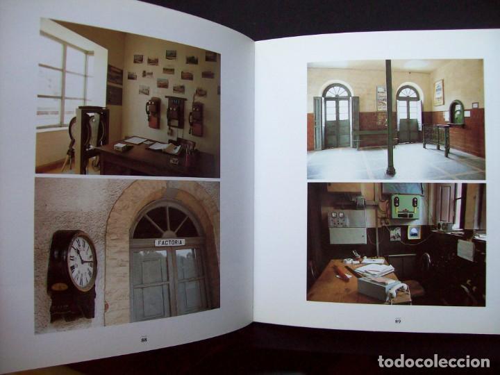Libros de segunda mano: UN VIAJE HACIA EL NORTE. FEVE. FERROCARRIL DE VIA ESTRECHA. - Foto 5 - 287096788