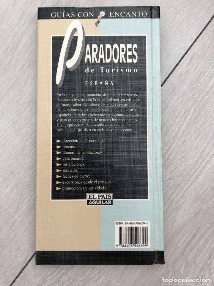 Libros de segunda mano: Guia paradores de turismo de España - Foto 2 - 287182593