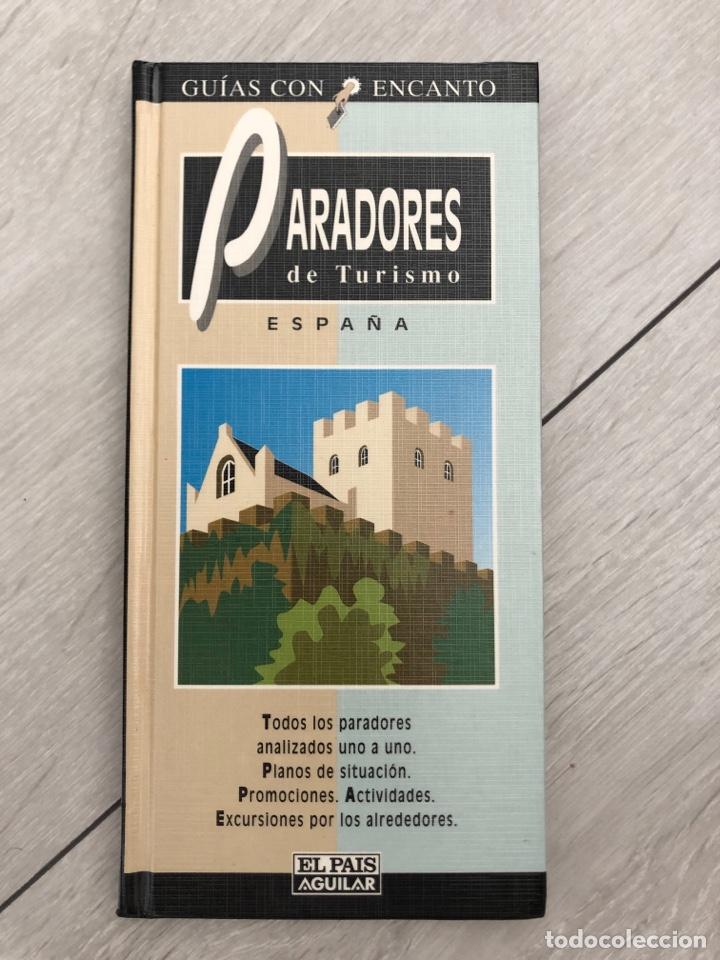 GUIA PARADORES DE TURISMO DE ESPAÑA (Libros de Segunda Mano - Geografía y Viajes)