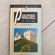 Libros de segunda mano: GUIA PARADORES DE TURISMO DE ESPAÑA. Lote 287182593