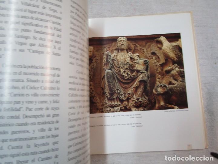Libros de segunda mano: GALICIA - EL CAMINO DE SANTIAGO -VV.AA - EDITA ASCENSORES ENOR 1992 158PAG 25X25CM BILINGÜE + INFO - Foto 7 - 287332248