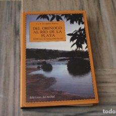 Libros de segunda mano: DEL ORINOCO AL RIÓ DE LA PLATA 40.000 KILÓMETROS DE NAVEGACIÓN FLUVIAL GEORGESCO PIPERA. Lote 287374178