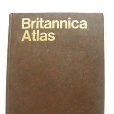 Libros de segunda mano: BRITANNICA ATLAS 1768 - ENCYCLOPÆDIA BRITANNICA 1984. Lote 287459913