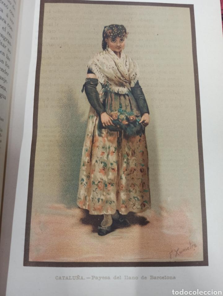 Libros de segunda mano: ESPAÑA SUS MONUMENTOS Y ARTES - SU NATURALEZA É HISTORIA 1884-1891 COMPLETA EN 27 VOLÚMENES, - Foto 10 - 287755068
