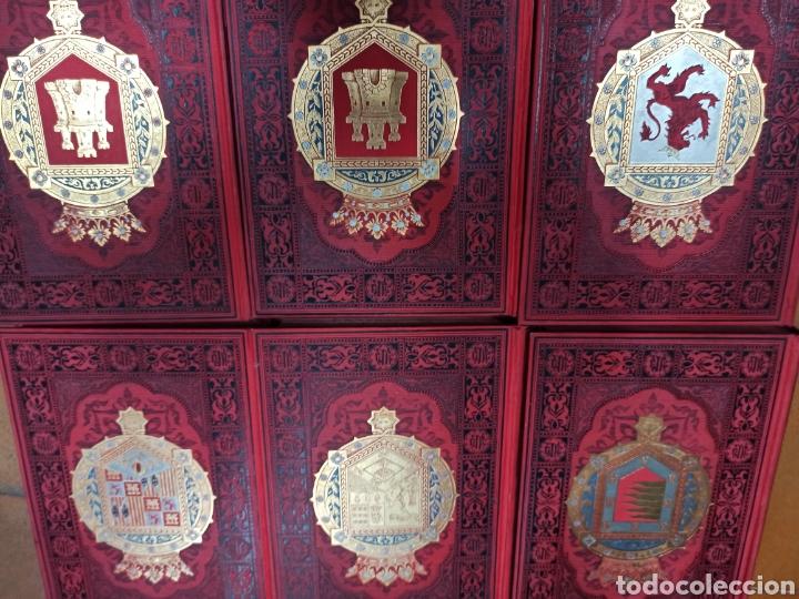 Libros de segunda mano: ESPAÑA SUS MONUMENTOS Y ARTES - SU NATURALEZA É HISTORIA 1884-1891 COMPLETA EN 27 VOLÚMENES, - Foto 11 - 287755068