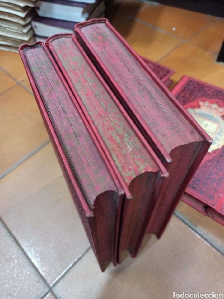 Libros de segunda mano: ESPAÑA SUS MONUMENTOS Y ARTES - SU NATURALEZA É HISTORIA 1884-1891 COMPLETA EN 27 VOLÚMENES, - Foto 12 - 287755068