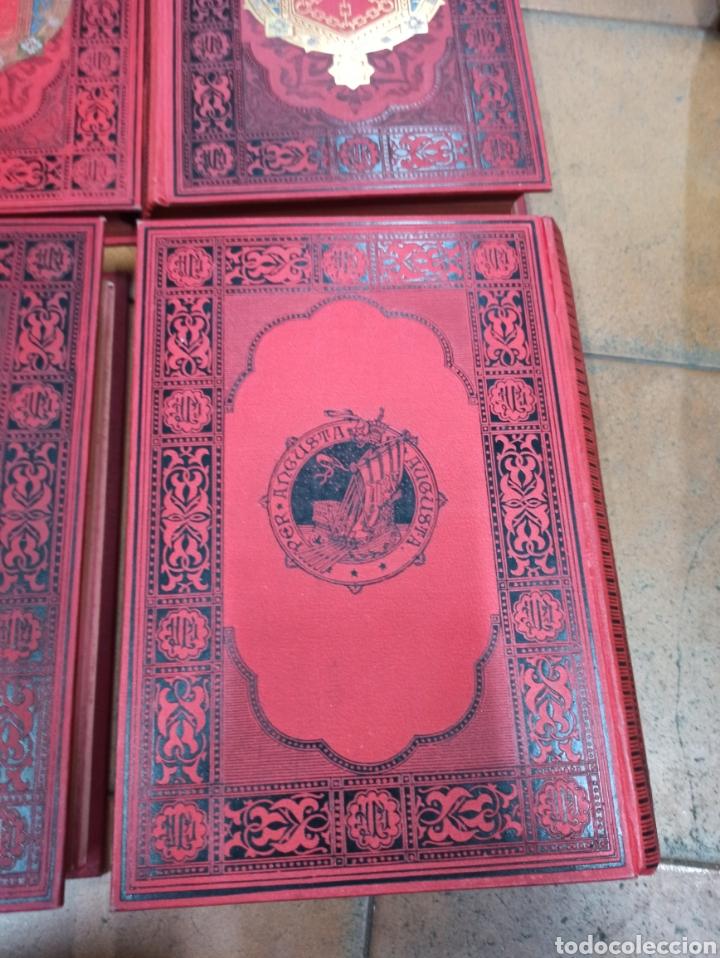 Libros de segunda mano: ESPAÑA SUS MONUMENTOS Y ARTES - SU NATURALEZA É HISTORIA 1884-1891 COMPLETA EN 27 VOLÚMENES, - Foto 14 - 287755068
