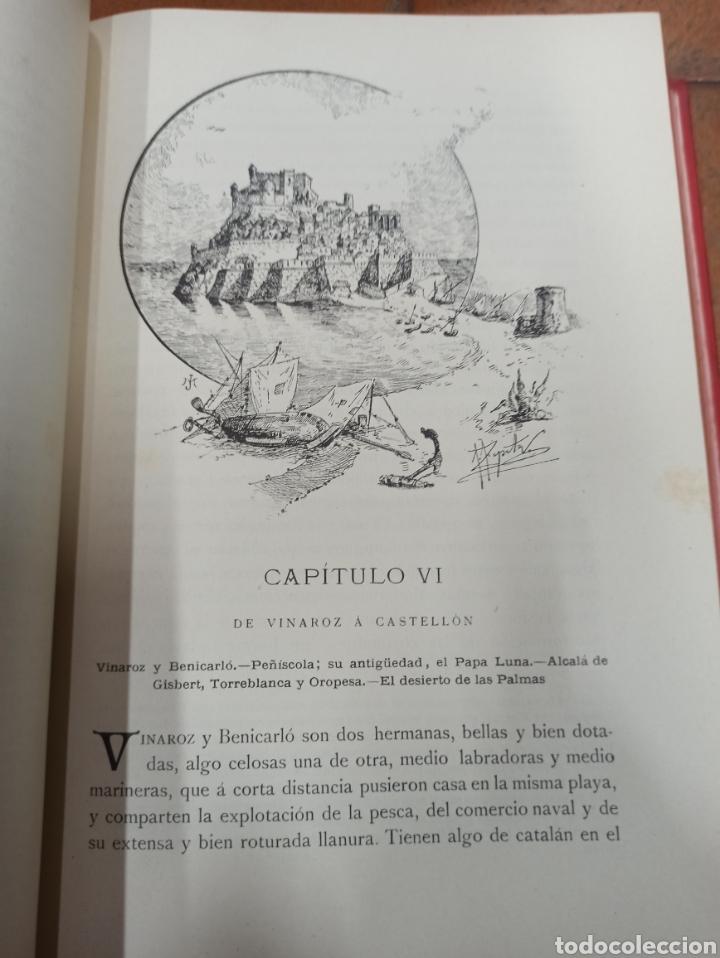 Libros de segunda mano: ESPAÑA SUS MONUMENTOS Y ARTES - SU NATURALEZA É HISTORIA 1884-1891 COMPLETA EN 27 VOLÚMENES, - Foto 16 - 287755068