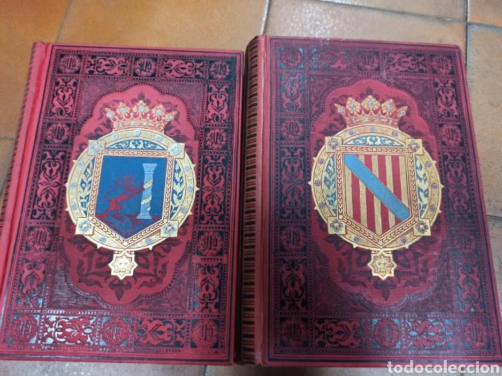 Libros de segunda mano: ESPAÑA SUS MONUMENTOS Y ARTES - SU NATURALEZA É HISTORIA 1884-1891 COMPLETA EN 27 VOLÚMENES, - Foto 17 - 287755068