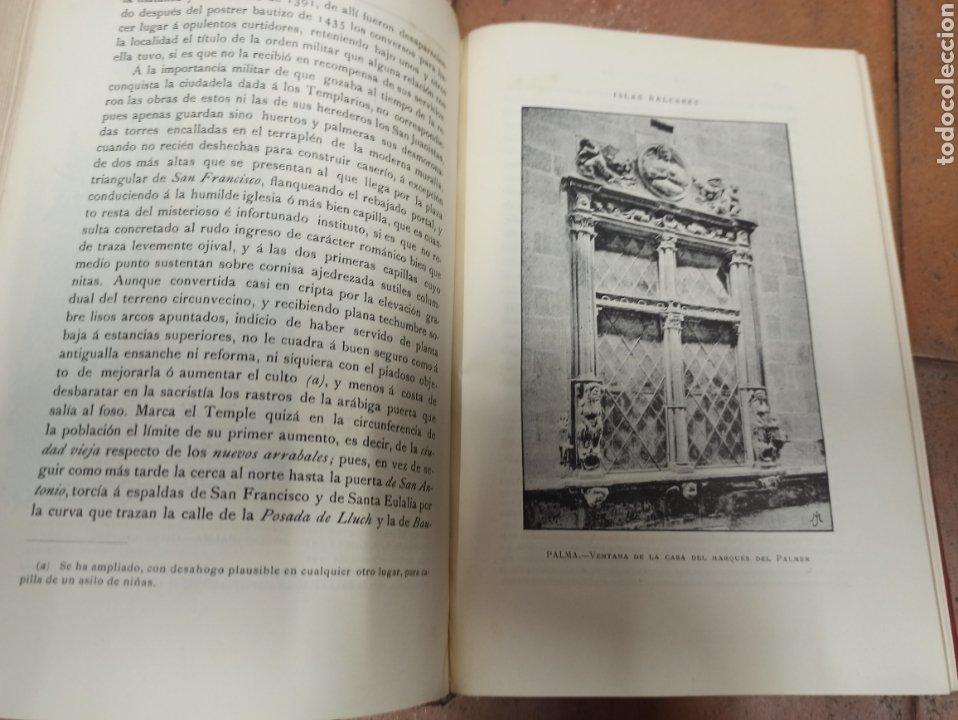 Libros de segunda mano: ESPAÑA SUS MONUMENTOS Y ARTES - SU NATURALEZA É HISTORIA 1884-1891 COMPLETA EN 27 VOLÚMENES, - Foto 18 - 287755068