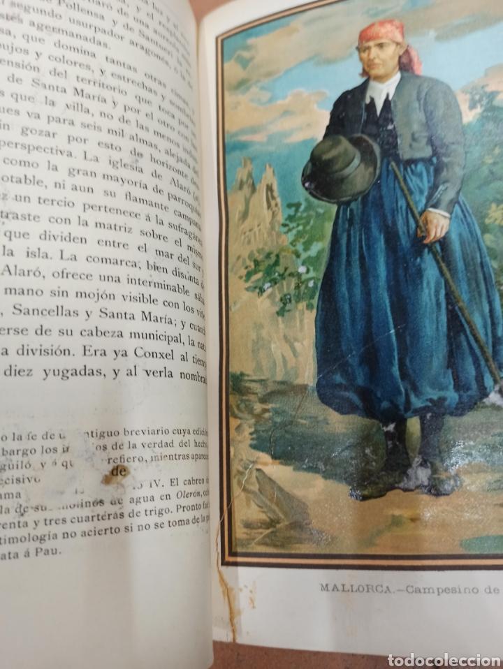 Libros de segunda mano: ESPAÑA SUS MONUMENTOS Y ARTES - SU NATURALEZA É HISTORIA 1884-1891 COMPLETA EN 27 VOLÚMENES, - Foto 19 - 287755068