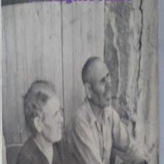 Libros de segunda mano: ARAZO,Mª ANGELES ,,,,GENTE DE LA SERRANIA ,1970 PROMETEO. Lote 287899638