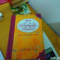 Libros de segunda mano: MIS RUTAS ESCONDIDAS - CASTILLA Y LEON - CAMILO JOSE CELA. Lote 288073758