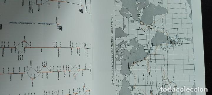 Libros de segunda mano: TRAS LAS HUELLAS DE MALASPINA - CRONICA DE UNA EXPEDICIÓN CIENTÍFICA ESPÑAOLA - 2002 - JOSÉ DE LA SO - Foto 6 - 288143318