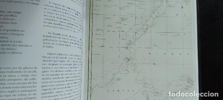 Libros de segunda mano: TRAS LAS HUELLAS DE MALASPINA - CRONICA DE UNA EXPEDICIÓN CIENTÍFICA ESPÑAOLA - 2002 - JOSÉ DE LA SO - Foto 9 - 288143318