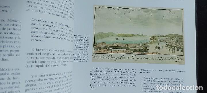Libros de segunda mano: TRAS LAS HUELLAS DE MALASPINA - CRONICA DE UNA EXPEDICIÓN CIENTÍFICA ESPÑAOLA - 2002 - JOSÉ DE LA SO - Foto 10 - 288143318