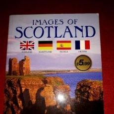 Libros de segunda mano: IMAGES OF SCOTLAND KAREN FITZPATRICK LOMOND 2012 ( TEXTO EN ESPAÑOL ) +REGALO. Lote 288198533