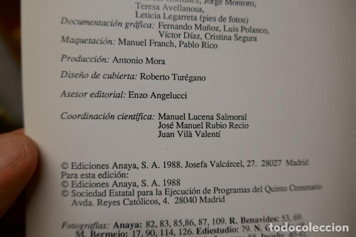 Libros de segunda mano: VENEZUELA TOMOS I y II - PEDRO CUNILL GRAU - BIBLIOTECA IBEROAMERICANA - ANAYA - Foto 7 - 288548608