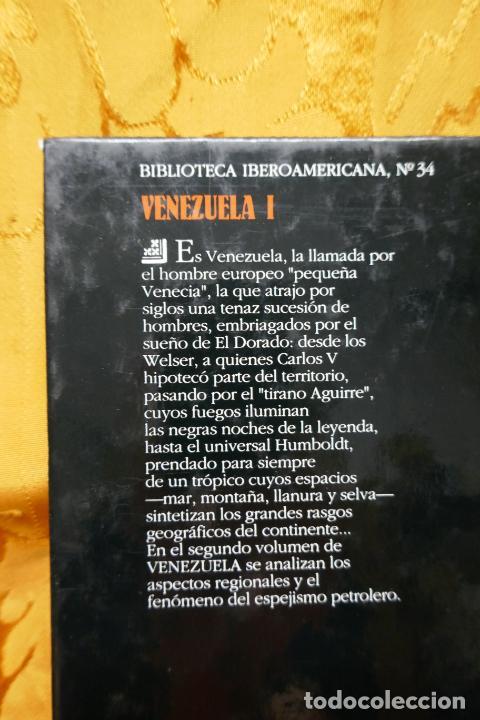 Libros de segunda mano: VENEZUELA TOMOS I y II - PEDRO CUNILL GRAU - BIBLIOTECA IBEROAMERICANA - ANAYA - Foto 15 - 288548608