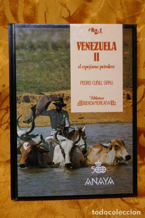 Libros de segunda mano: VENEZUELA TOMOS I y II - PEDRO CUNILL GRAU - BIBLIOTECA IBEROAMERICANA - ANAYA - Foto 16 - 288548608