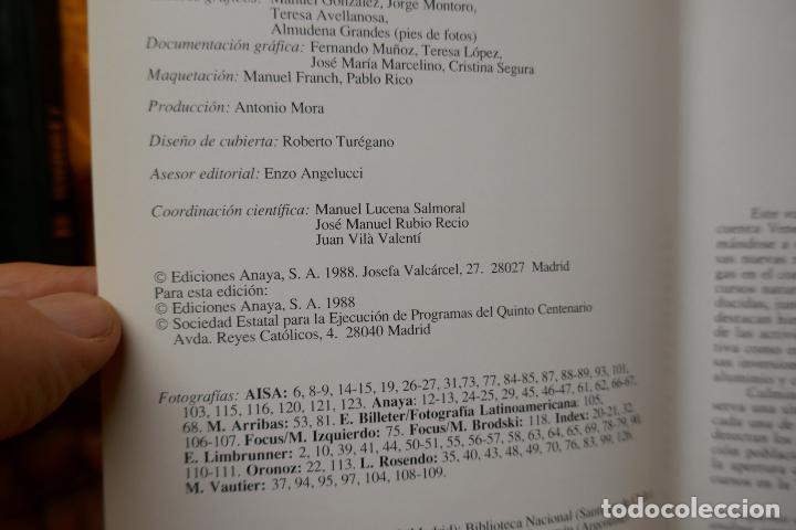 Libros de segunda mano: VENEZUELA TOMOS I y II - PEDRO CUNILL GRAU - BIBLIOTECA IBEROAMERICANA - ANAYA - Foto 19 - 288548608