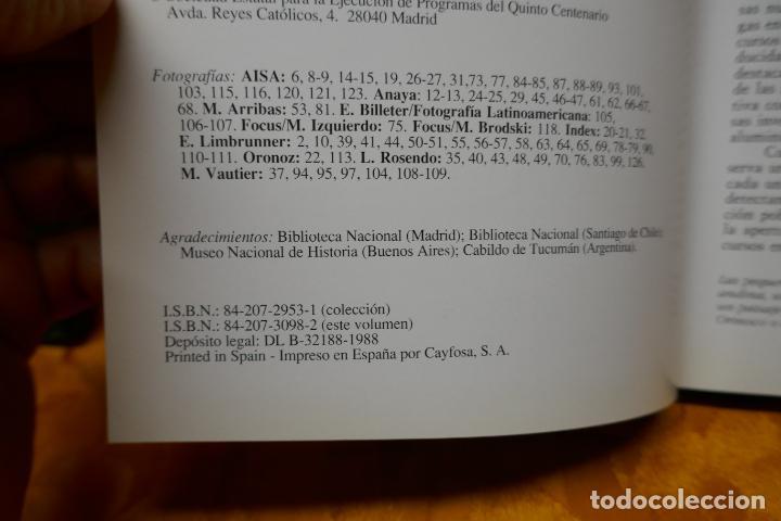 Libros de segunda mano: VENEZUELA TOMOS I y II - PEDRO CUNILL GRAU - BIBLIOTECA IBEROAMERICANA - ANAYA - Foto 20 - 288548608