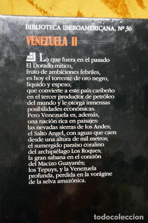 Libros de segunda mano: VENEZUELA TOMOS I y II - PEDRO CUNILL GRAU - BIBLIOTECA IBEROAMERICANA - ANAYA - Foto 27 - 288548608