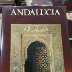 Libros de segunda mano: TIERRAS DE ESPAÑA, ANDALUCÍA. TOMO I. ART.548-1167. Lote 288555703